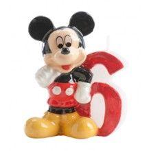 Vela Mickey nº 6