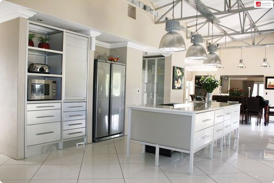 Easylife Kitchens | PRACTICALLY DIFFERENT | Luv the lights