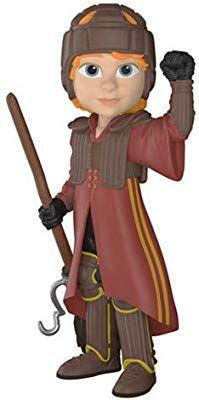 Ron in Quidditch Uniform Brand New In Box Rock Candy Funko