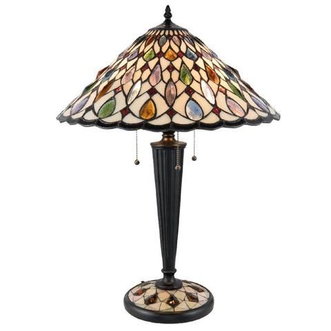 Runcorn Tiffany Lamp Standard Finial By