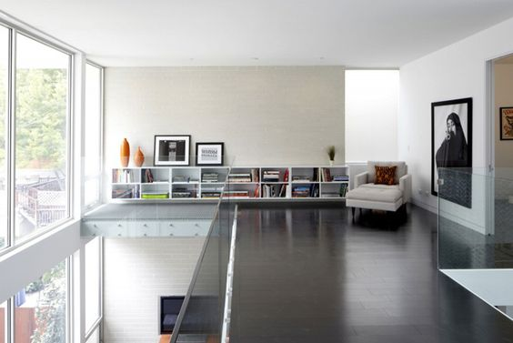 Bucktown Three: Modern, Light and Transparent Interior, by Studio Dwell Architects | Archifan Blog