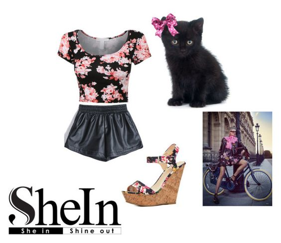 """""""SheIn"""" by trilllexiii ❤ liked on Polyvore featuring Burton and shein"""