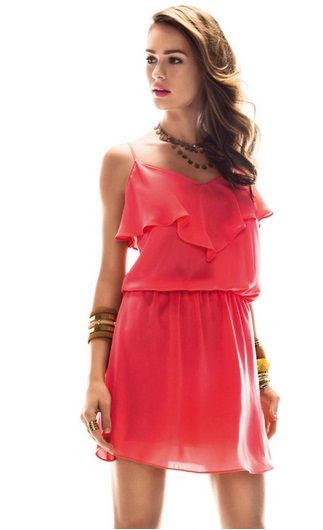 Vestido Morena Rosa
