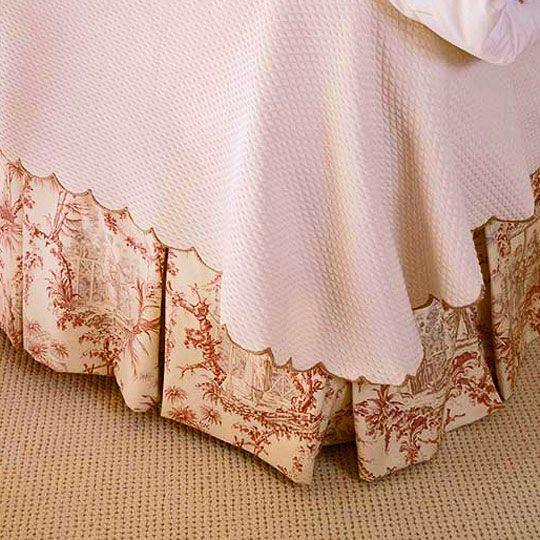 Decorating Ideas Toile Fabric: Toile, Decorating Ideas And Fabrics On Pinterest