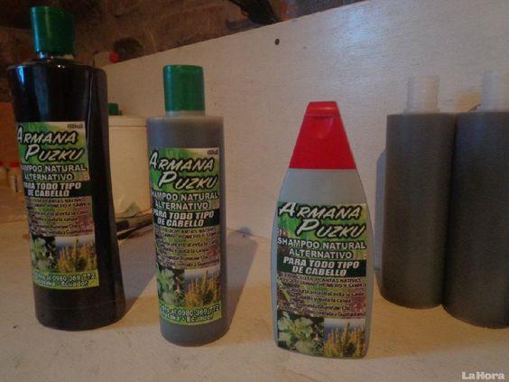 Las plantas nativas para crear un shampoo natural : Intercultural : La Hora…