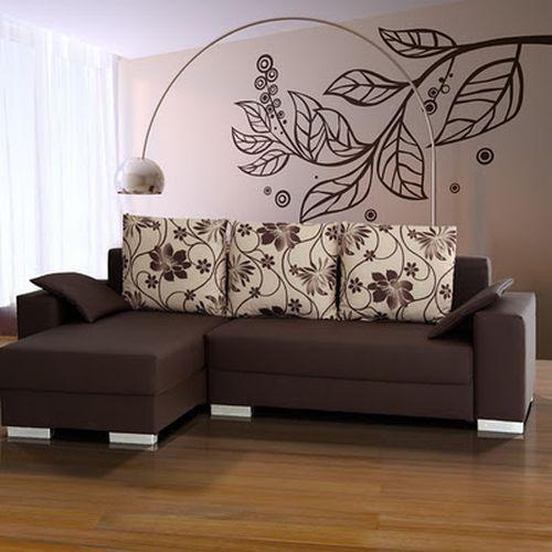 Como Pintar Mi Sala Si Mis Muebles Son Cafes Si Tienes Muebles De Tono Cafe Para Tu Sala Como Decorar La Sala Decoracion De Interiores Decorar Salas Pequenas