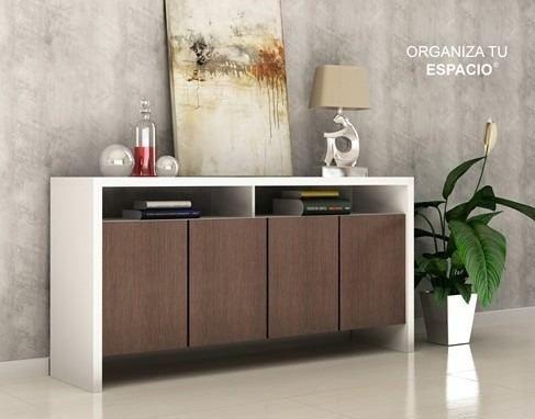 Vajillero mueble modular living comedor estar ote muebles - Mueble aparador para comedor ...