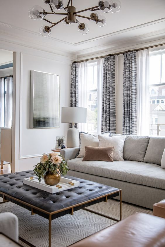 30 Beautiful Living Room Curtain Ideas 2020 Gorgeous Stylish In 2020 With Images Curtains Living Room Home Living Room Living Room Inspiration