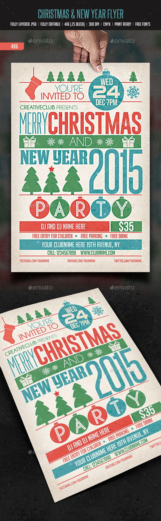christmas new year party christmas parties christmas christmas new year party events flyers
