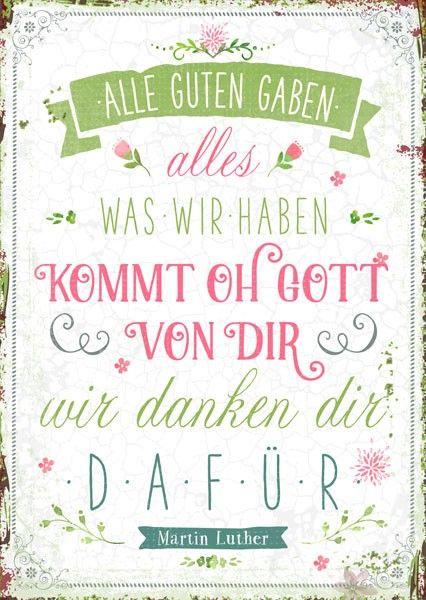 Postkarte - Gute Gaben