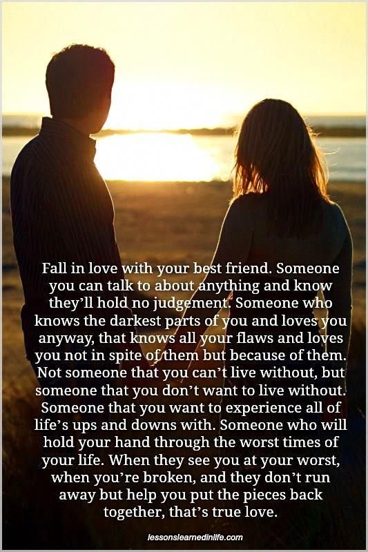 Quotes best friends to dating 18 Romantic