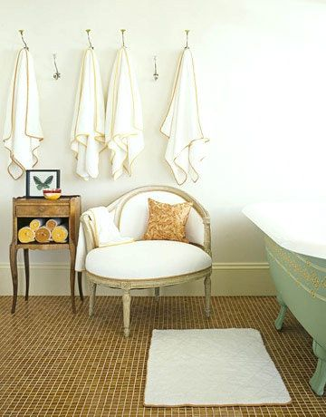 Bathroom Chair Upholstered Chairs, Chair For Bathroom