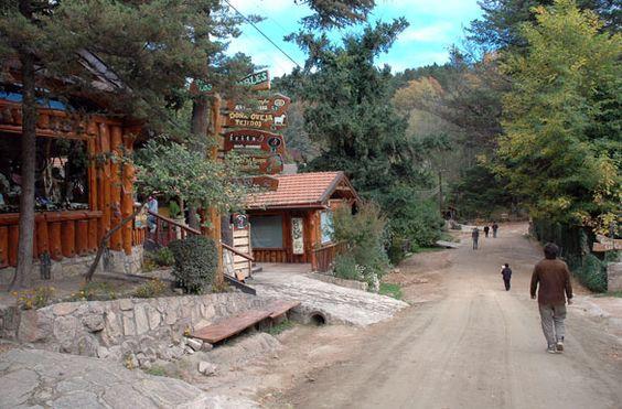 La Cumbrecita - Villa General Belgrano -Cordoba