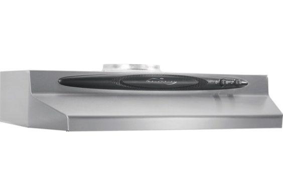 TheBrick.com -NuTone 200 CFM Whispaire Series Range Hood - Stainless (WA6530SS) WA6530SS