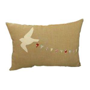 Celebration Bird Pillow
