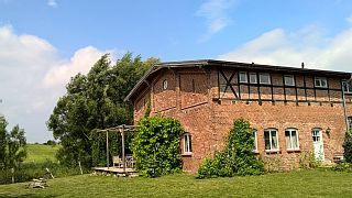 perfekt für Gruppen/Familien, großer Garten, Ostseenähe, Seminar/Yoga-Raum 100m²   Ferienhaus in Boltenhagen von @homeaway! #vacation #rental #travel #homeaway