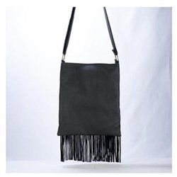 Fringe Benefits Bag - Size: 13.5 (00815694010798) LSF1022: Features: -Bag.-Comes with City Shopping bag.-3 compartments.-Provides a place for wallet, lip gloss, phone and cab fare.-8.75-in.: 8.75 H x 6.75 W x 0.25 D, 0.6 lbs.-13.5-in.: 13.5 H x 11.25 W x 0.25 D, 1.2 lbs.
