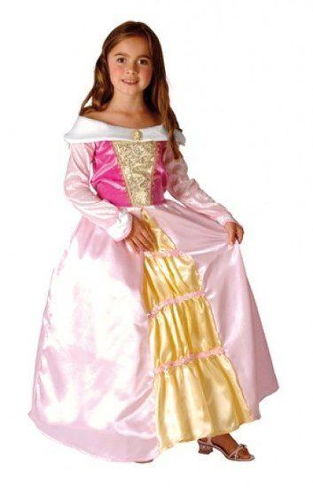 Doornroosje jurk kind #doornroosje #prinses #prinsessenjurk