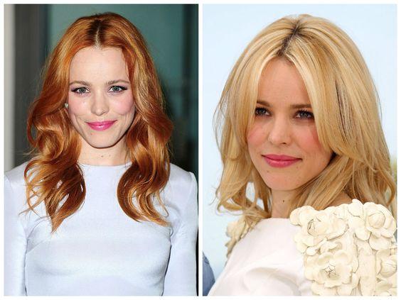 Rachel McAdams Ginger or Blonde?