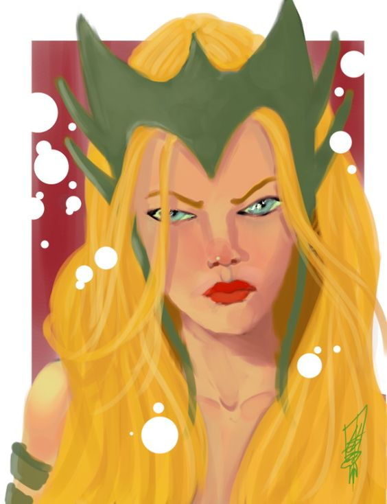 Amora, The Enchantress