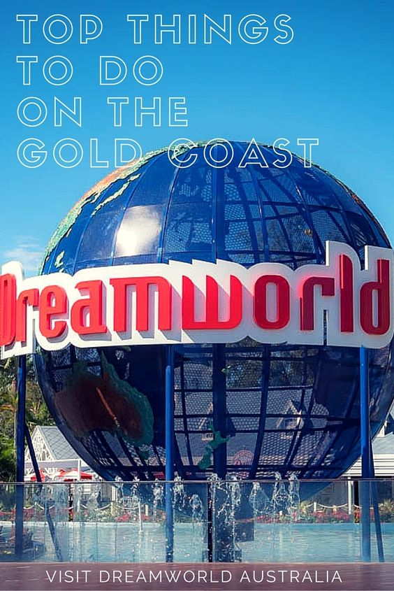 Top Things to do on the Gold Coast, make sure you include a visit to Dreamworld Australia. Food Fun & Adventure all in one place