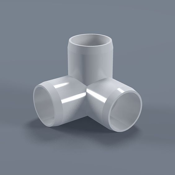 Pvc projects plans furniture grade pvc fittings pipe for Pvc furniture plans