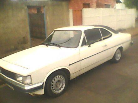 Chevrolet Opala SL 25