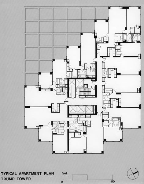 apartment floor plans der scutt tower luxurious apartments 29787