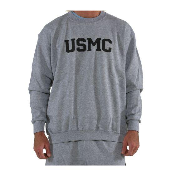 High Performance Usmc Sweatshirt, Women's