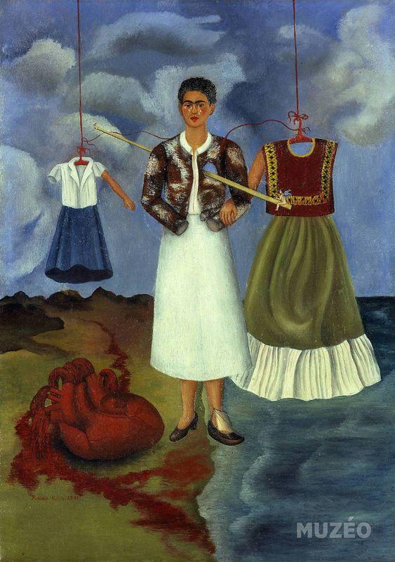 Recuerdo de Frida Kahlo