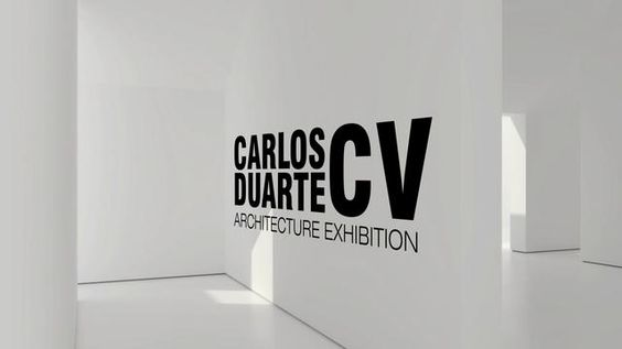 Carlos Duarte CV - architecture exhibition by Carlos Duarte. My CV architecture exhibition. http://bit.ly/wwtZay