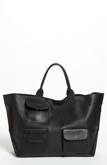 Marni Leather Tote available at Nordstrom                              …