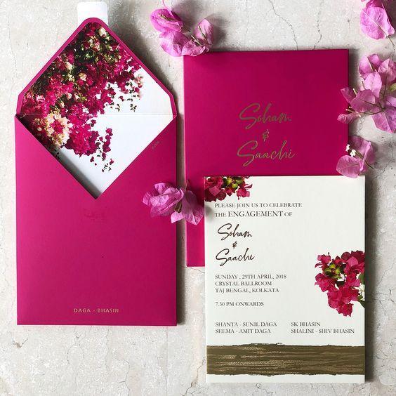 Pin By Tiffany Tagorda On Wedding Ideas In 2021 Engagement Invitation Cards Indian Wedding Invitations Indian Wedding Invitation Cards