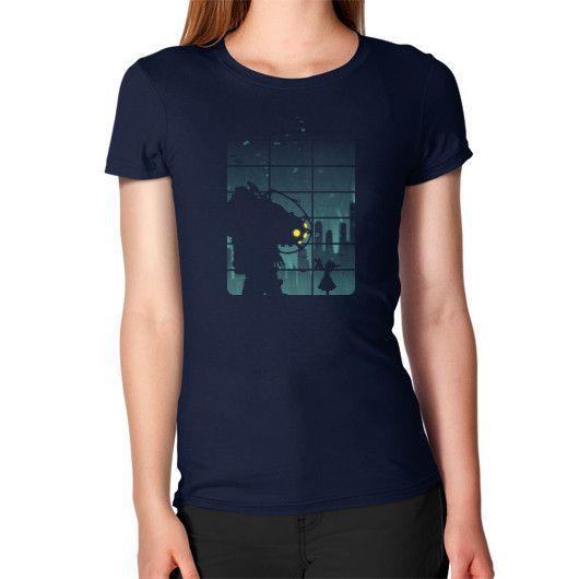 Come on, Mr. Bubbles! Women's T-Shirt