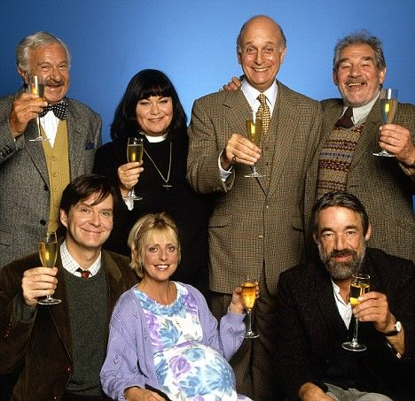 1994 - Vicar of Dibley - Created by one of Britain's most established comedy writers, Richard Curtis, Vicar of Dibley, starring Dawn French, proved that it was amongst the most successful shows within the digital era of television between 2004 and 2007. With the show receiving multiple BAFTA television award nominations, Curtis received a BAFTA Fellowship for his creative work with his films and comedic creations, including the Vicar of Dibley.