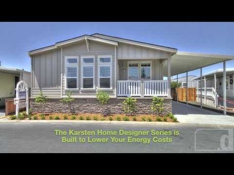 Affordable Manufactured Homes For Sale Mobile Sunnyvale San Jose Youtube Manufactured Home Manufactured Homes For Sale Outdoor Structures