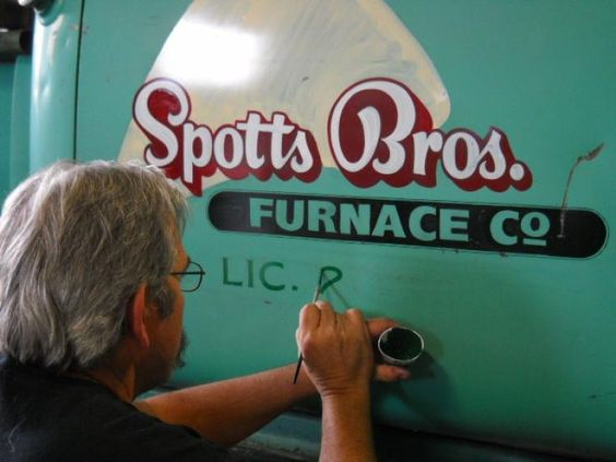 Truck Lettering, Wraps, Vehicle Graphics & Pinstriping &  Hand lettering, Gold Leaf  We custom make signs to order and ship anywhere in the US!    352-304-7355  Ocala, FL  34481  www.LNSigns.com