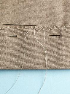 hem without sewing machine