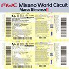 #Ticket  Coppia Biglietti MotoGP Misano Adriatico 11/09/16 Prato 1  2 (i posti migliori) #italia