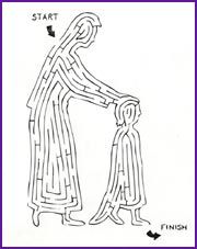 Maze Story Hannah Gives Her Child To God