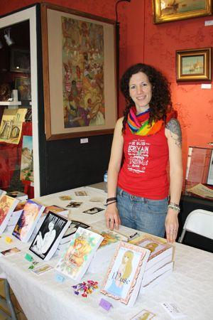 Salon des Livres et des hommes, Auriol, 6 mai 2018