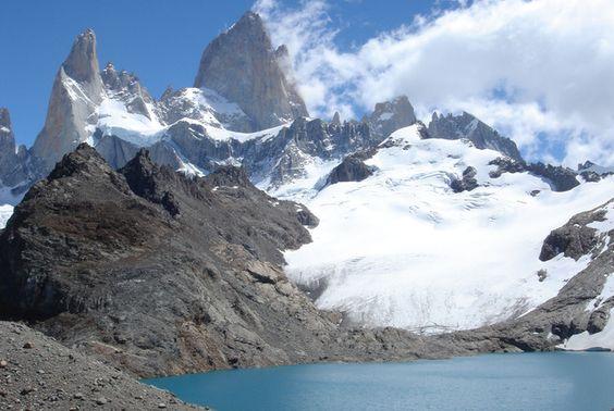 El Chaltén Santa Cruz, Argentina.