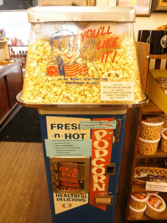 gold medal popcorn machine for sale