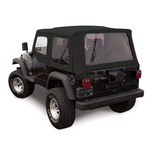 Jeep Wrangler Tj Exterior Mods Browse Our Wide Selection Of Jeep Wrangler Tj Exterior Mods To Find The Be Jeep Wrangler Soft Top Jeep Wrangler Jeep Wrangler Tj