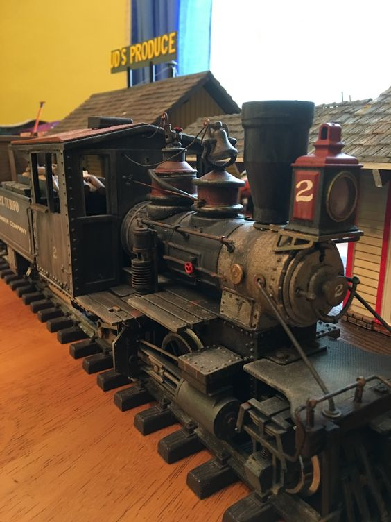 2-4-0 lumber engine