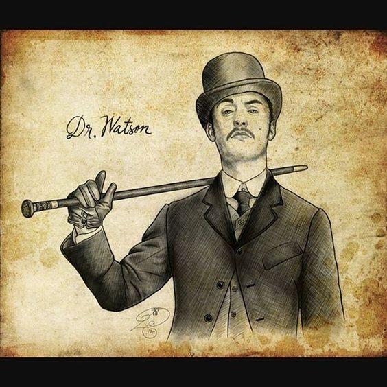 Dr. Watson! Se quer ler um bom mistério e conhecer Sherlock Holmes porque não começar a ler alguns dos títulos mais emblemáticos do autor? http://ift.tt/1Lghbsd #SherlockHolmes #drwatson #livros #comprarebooks #lerebooks