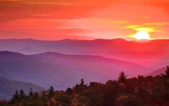 Top 10 reasons to retire in western north carolina where for Best places to live in the mountains