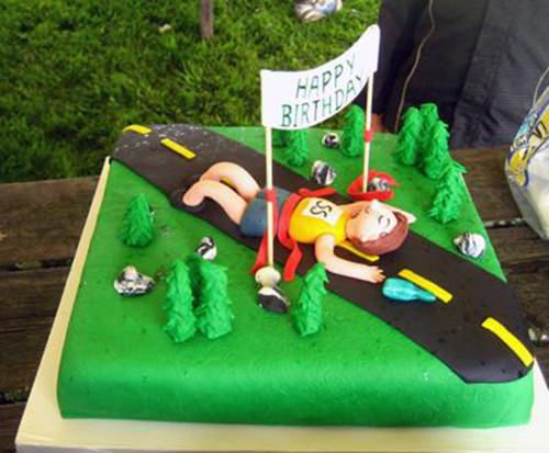 Birthday Cake Pictures For Runners : Running Matters #33: Birthday Cake For Runners Life on ...