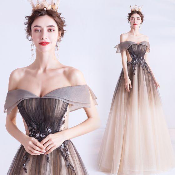 Elegant Chocolate Dresses