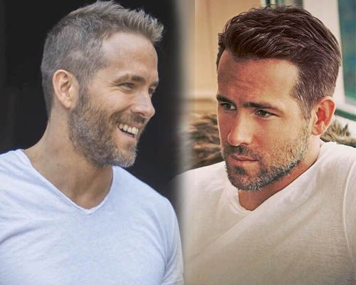 How to Rock Ryan Reynolds Best Haircuts (27 STYLES TO INSPIRE ...